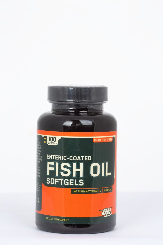 Optimum nutrition fish oil 100 kapszula body building bolt for Fish oil nutrition