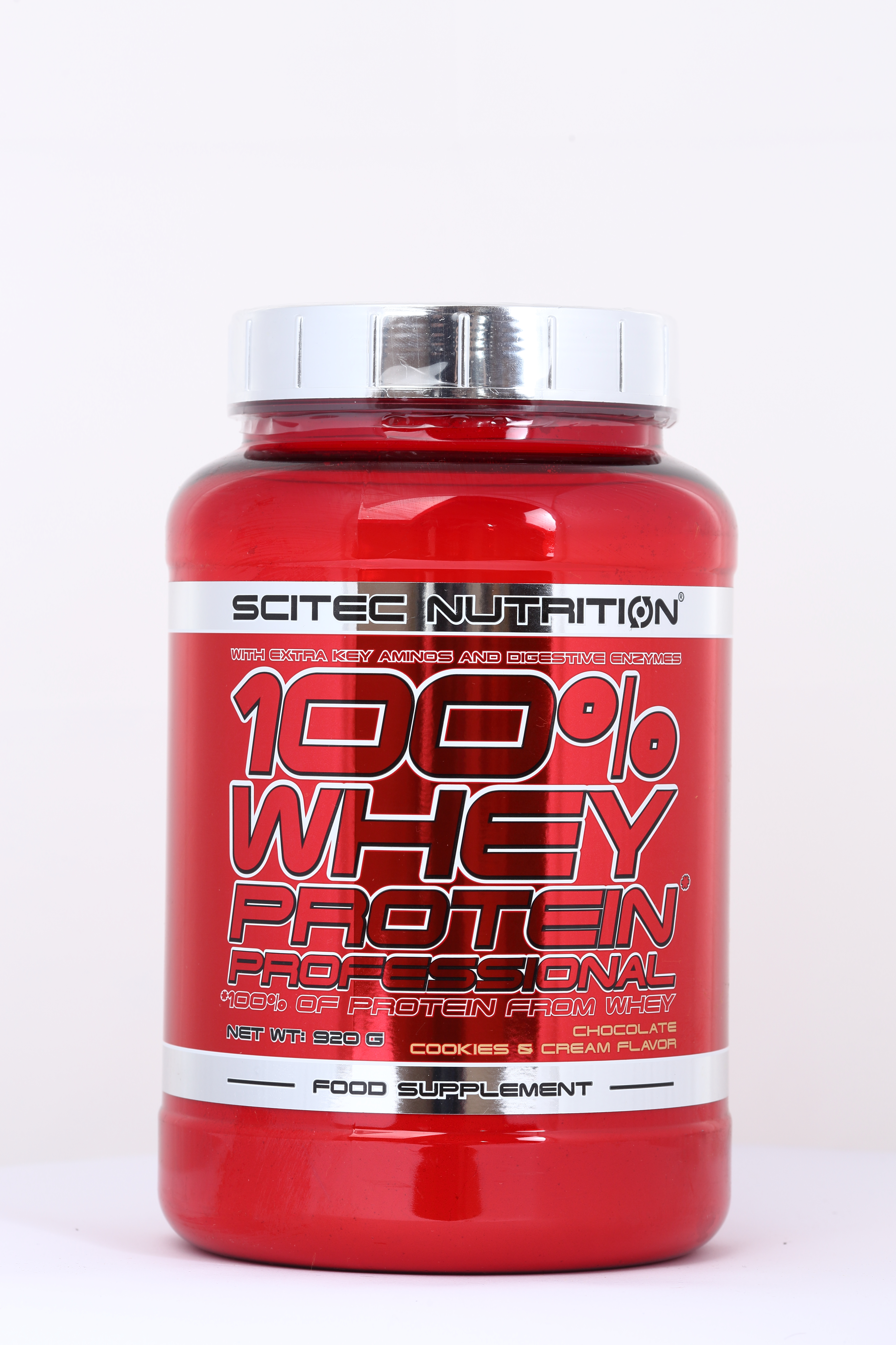 scitec nutrition 100 whey protein professional 920 g. Black Bedroom Furniture Sets. Home Design Ideas